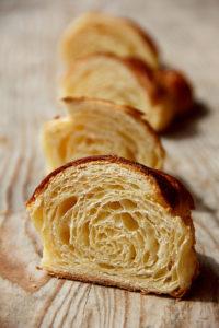 Die besten Croissants bisher... Dinkel-Croissants