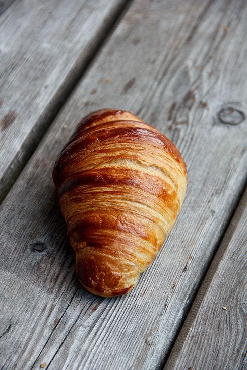 Sauerteig-Croissant