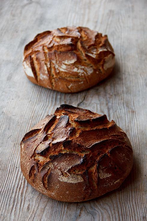 Hafer-Dinkel-Brot