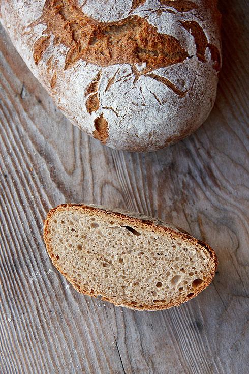 Voller Urkorn: Kardio-Brot