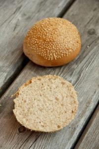 Locker und ganz ohne Ei: Burger Buns