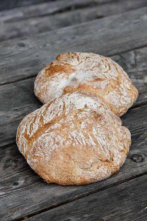 Basler Brot mit Ruchmehl