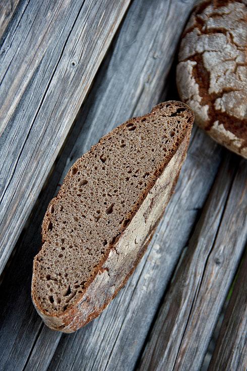 Hocharomatisch dank dreier Sauerteige: Kalchkendlkruste