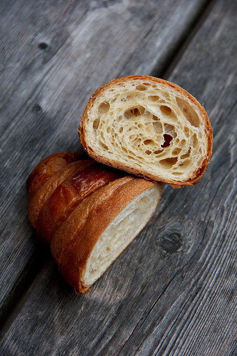 Die besten Croissants...