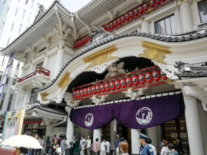 Traditionelles japanisches Theater