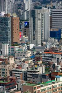 Wuselig, geordnet, chaotisch, liebenswert: Seoul
