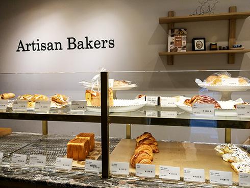 Zurück in Herrn Mos Bäckerei kurz vor Ladenschluss. Die Konkurrenz von Tartine tut dem Geschäft keinen Abbruch.