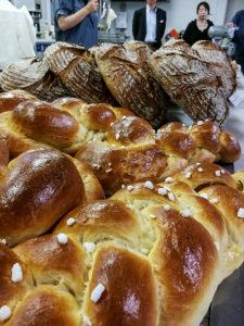 Butterzöpfe und mehr für rund 60 Profis und Hobbybäcker