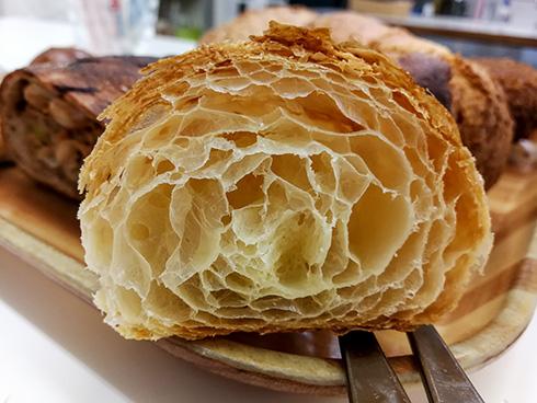 Croissant der Bäckerei Zopf