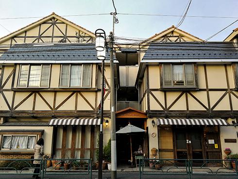 """Bäckerei Brotheim, eine der ersten """"deutschen"""" Bäckereien in Japan"""