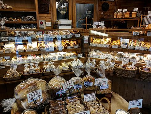 Blick in den Laden von Brotheim