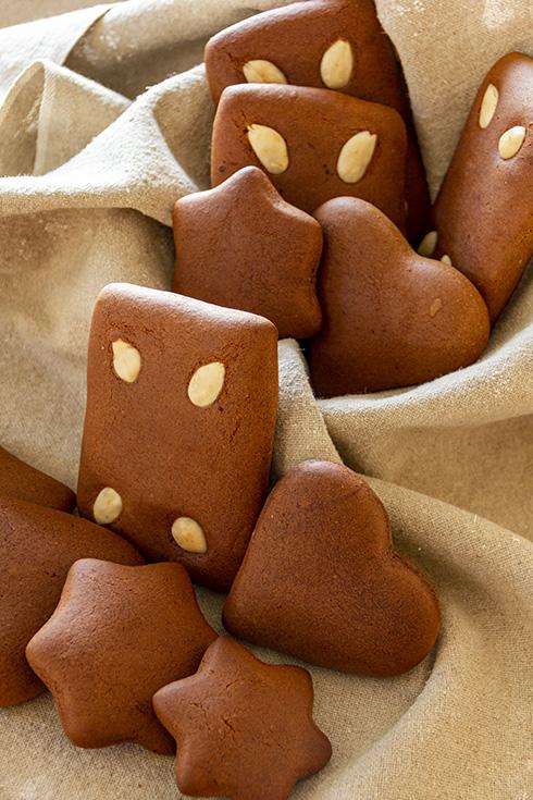 Honigkuchen (Lebkuchen) nach einem Rezept von 9 - Plötzblog