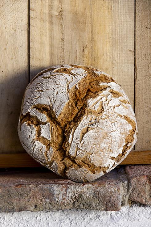 Vollkorn-Kartoffel-Brot