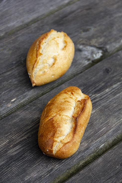 Kartoffelbrötchen (Weizen & Dinkel)