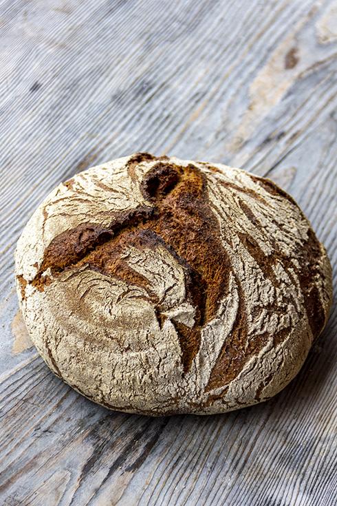 Emmer-Dinkel-Brot