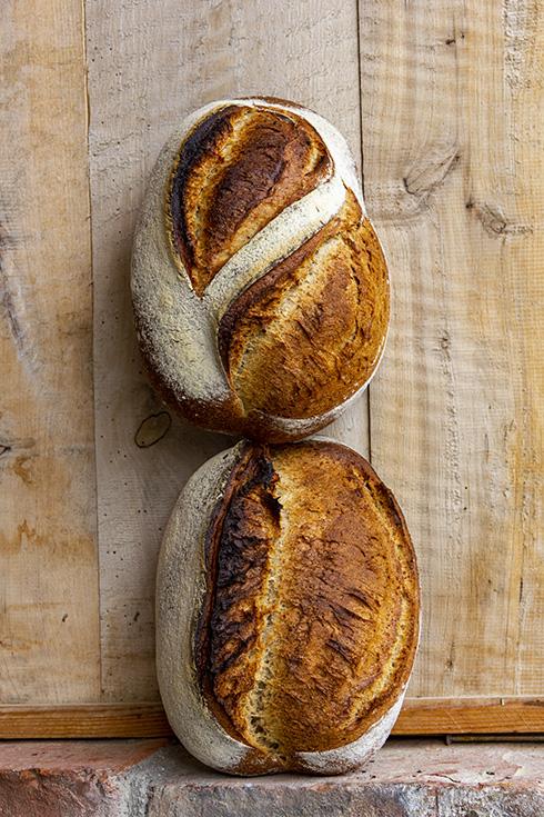 Thomas' Sonnenstern-Brot